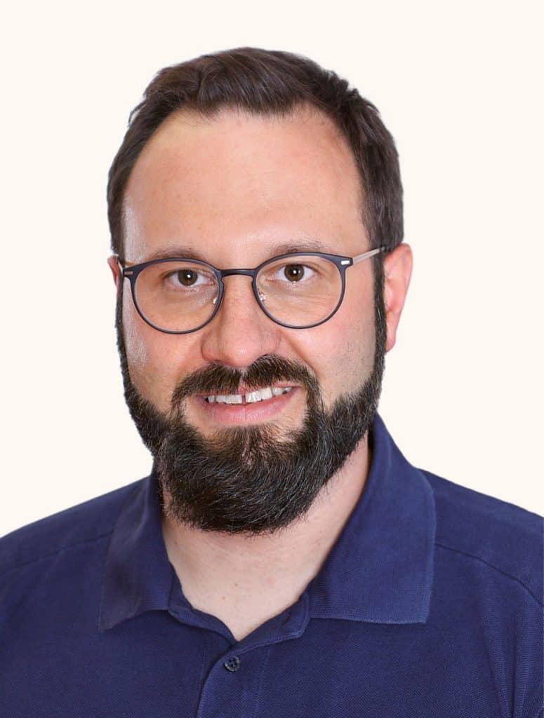 Dr. Daniel Eckle